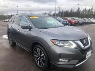 Used 2017 Nissan Rogue SL Platinum AWD for sale in Charlottetown, PE