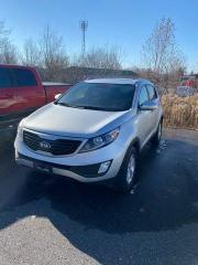Used 2013 Kia Sportage LX for sale in Sturgeon Falls, ON