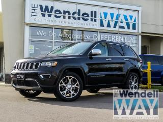 Used 2019 Jeep Grand Cherokee Limited Nav/Safety Group/Tow for sale in Kitchener, ON