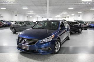 Used 2016 Hyundai Sonata NO ACCIDENTS I REAR CAM I HEATED SEATS I POWER OPTIONS I BT for sale in Mississauga, ON