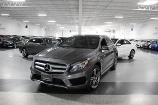 Used 2017 Mercedes-Benz GLA GLA250 4MATIC NO ACCIDENTS I AMG I NAVIGATION I PANOROOF for sale in Mississauga, ON