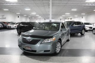 Used 2008 Toyota Camry NO ACCIDENTS I POWER OPTIONS I KEYLESS ENTRY I AS IS for sale in Mississauga, ON