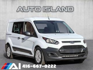 Used 2016 Ford Transit Connect DUAL SLIDING DOORS**SHELVING**LOW KMS for sale in North York, ON
