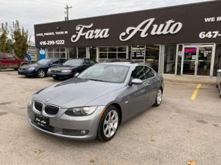 Used 2007 BMW 3 Series COUPE 335I for sale in Scarborough, ON