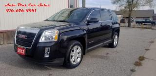 Used 2013 GMC Terrain AWD 4dr SLE-1 for sale in Oshawa, ON