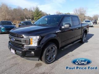 New 2020 Ford F-150 FX4 Super Crew 4x4 for sale in Bancroft, ON