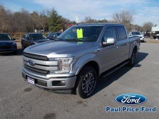 New 2020 Ford F-150 Larait SuperCrew 4x4 for sale in Bancroft, ON