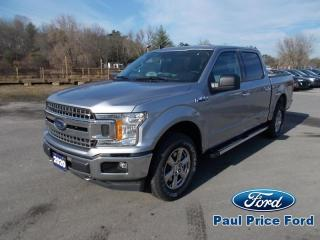 New 2020 Ford F-150 XTR SUPER CREW 4X4 for sale in Bancroft, ON