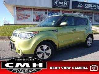 Used 2015 Kia Soul EX+ Eco  CAM HTD-SEATS BT 16-AL for sale in St. Catharines, ON
