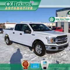Used 2018 Ford F-150 XLT - Accident Free w/4x4, Cruise, Air Conditioning for sale in Saskatoon, SK