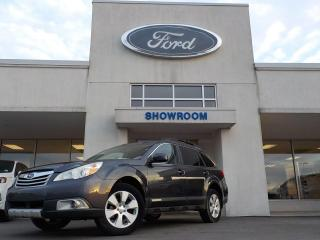 Used 2011 Subaru Outback 2.5i Sport w/Limited Pkg for sale in Mount Brydges, ON