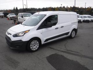 Used 2014 Ford Transit Connect Gas and Natural Gas Cargo Van With Rear Shelving for sale in Burnaby, BC