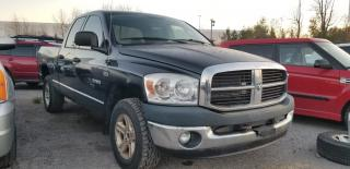 Used 2007 Dodge Ram 1500 ST for sale in Pickering, ON