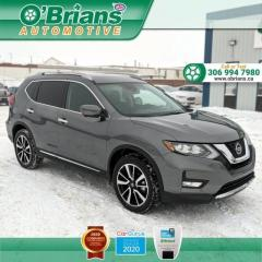 Used 2020 Nissan Rogue SL - Brand New at Used Pricing w/ Mfg Warrany, AWD, Leather, Loaded! for sale in Saskatoon, SK