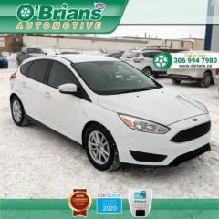 Used 2017 Ford Focus SE for sale in Saskatoon, SK