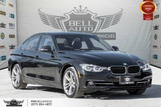 Used 2016 BMW 3 Series 328i xDrive, NO ACCIDENTS, AWD, NAVI, REAR CAM, PARK ASSIST.. for sale in Toronto, ON