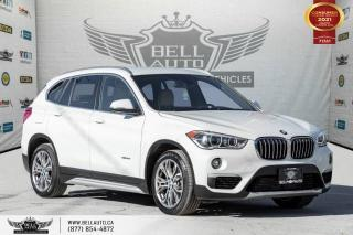 Used 2016 BMW X1 xDrive28i, AWD, NO ACCIDENTS, REAR CAM, SENSORS, PARK ASST for sale in Toronto, ON