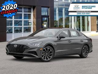 Used 2020 Hyundai Sonata Sport  - $199 B/W for sale in Brantford, ON