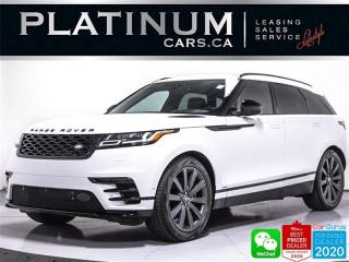 Used 2019 Land Rover Range Rover Velar P380 R-Dynamic HSE, AWD, NAV, PANO, HUD, CAM, HEAT for sale in Toronto, ON