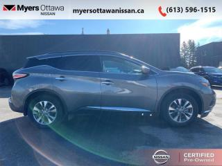 Used 2018 Nissan Murano FWD S  - Navigation -  Heated Seats - $160 B/W for sale in Ottawa, ON
