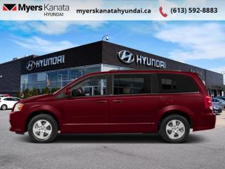 Used 2014 Dodge Grand Caravan Canada Value Package  - $94 B/W for sale in Kanata, ON