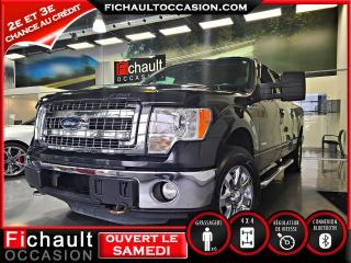 Used 2013 Ford F-150 SuperCrew  XLT for sale in Châteauguay, QC