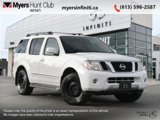 Used 2012 Nissan Pathfinder SV  -  Fog Lights for sale in Ottawa, ON