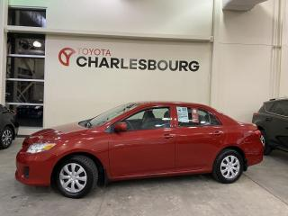Used 2013 Toyota Corolla LE - Automatique - Sièges chauffants for sale in Québec, QC