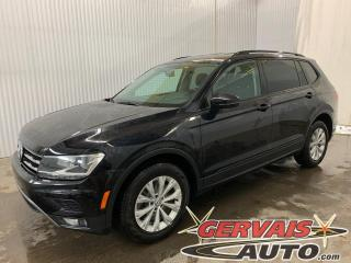 Used 2018 Volkswagen Tiguan Trendline 4MOTION AWD 7 Passagers Caméra Mags for sale in Shawinigan, QC