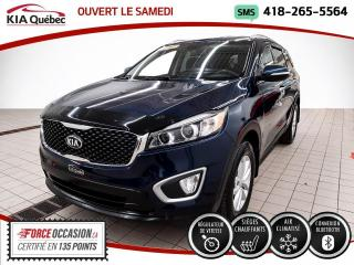 Used 2017 Kia Sorento LX* A/C* SIEGES CHAUFFANTS* BLUETOOTH* for sale in Québec, QC