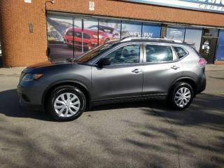 Used 2016 Nissan Rogue SL for sale in Mississauga, ON