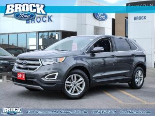 Used 2017 Ford Edge SEL for sale in Niagara Falls, ON
