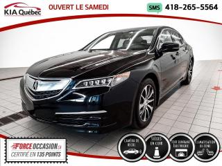 Used 2017 Acura TLX TOIT* CUIR* CAMERA* SIEGES CHAUFFANTS* for sale in Québec, QC