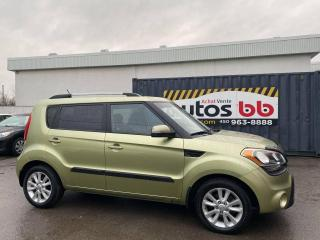Used 2013 Kia Soul for sale in Laval, QC