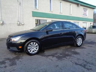 Used 2011 Chevrolet Cruze Berline LT turbo 4 portes avec 1SA for sale in St-Jérôme, QC