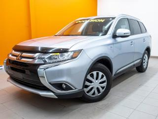 Used 2016 Mitsubishi Outlander SE AWD CAMÉRA TOIT OUVRANT SIÈGES CHAUF *7 PLACES* for sale in Mirabel, QC
