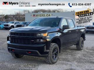 New 2021 Chevrolet Silverado 1500 Custom Trail Boss for sale in Orleans, ON