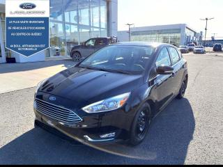 Used 2017 Ford Focus Hayon 5 portes Titane for sale in Victoriaville, QC