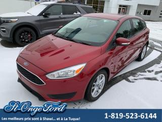 Used 2017 Ford Focus Hayon Se for sale in Shawinigan, QC