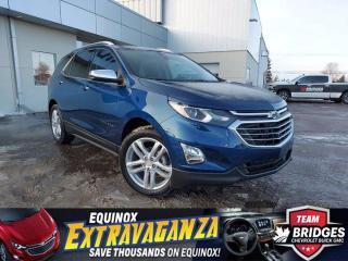 New 2021 Chevrolet Equinox Premier for sale in North Battleford, SK