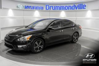 Used 2013 Nissan Altima SL + GARANTIE + TOIT + CUIR + CAMERA + W for sale in Drummondville, QC