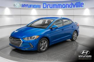 Used 2018 Hyundai Elantra GL + GARANTIE + CAMERA + A/C + WOW!! for sale in Drummondville, QC