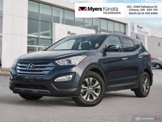 Used 2013 Hyundai Santa Fe 2.4L AWD Luxury for sale in Kanata, ON