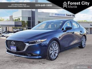 Used 2019 Mazda MAZDA3 GT PREMIUM for sale in London, ON