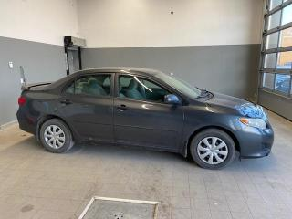 Used 2010 Toyota Corolla for sale in Joliette, QC