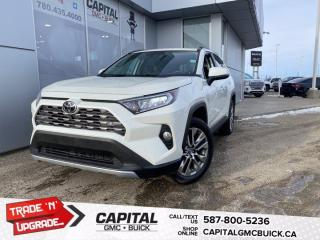 Used 2019 Toyota RAV4 Limited AWD ONE OWNER, NAV for sale in Edmonton, AB