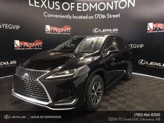 New 2021 Lexus RX 350 Premium Package for sale in Edmonton, AB