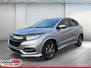 Used 2019 Honda HR-V Touring AWD *20 MINUTES DE QC* for sale in Donnacona, QC