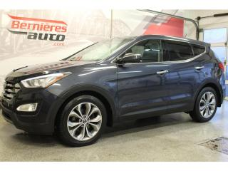 Used 2013 Hyundai Santa Fe SPORT 2.0T SE AWD TOIT PANO+ ATTACHES-REMORQUES for sale in Lévis, QC