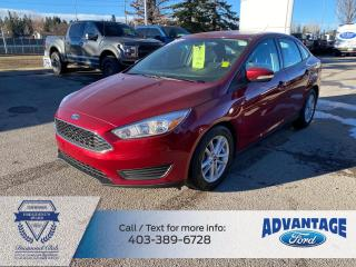 Used 2017 Ford Focus SE REMOTE START - SYNC - ONE PREV OWNER for sale in Calgary, AB